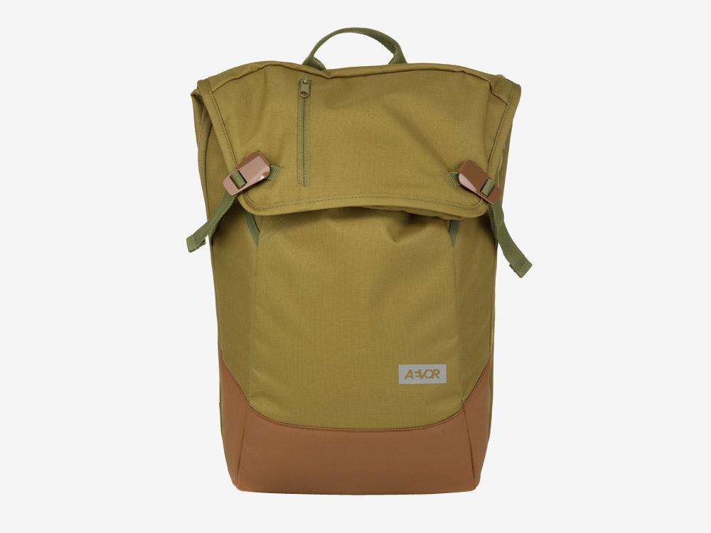 Aevor — Daypack — batoh — městský — školní batoh pro studenty — zelený
