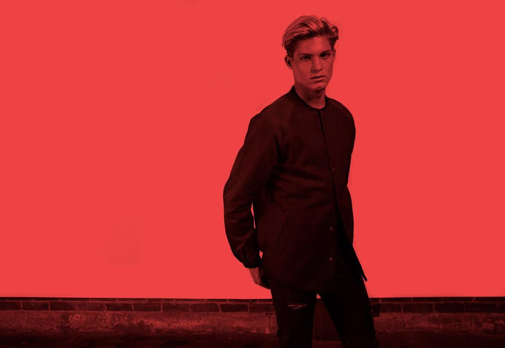 Black Scale — pánské oblečení — zima 2016