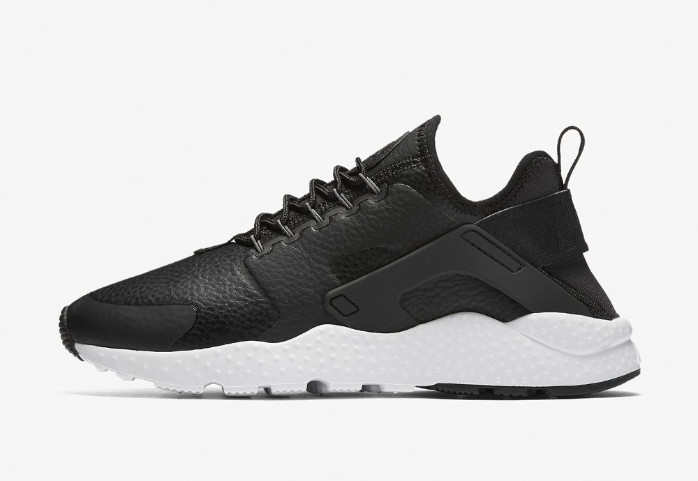 Nike Air Huarache Ultra Premium — dámské boty — tenisky — sneakers — černé