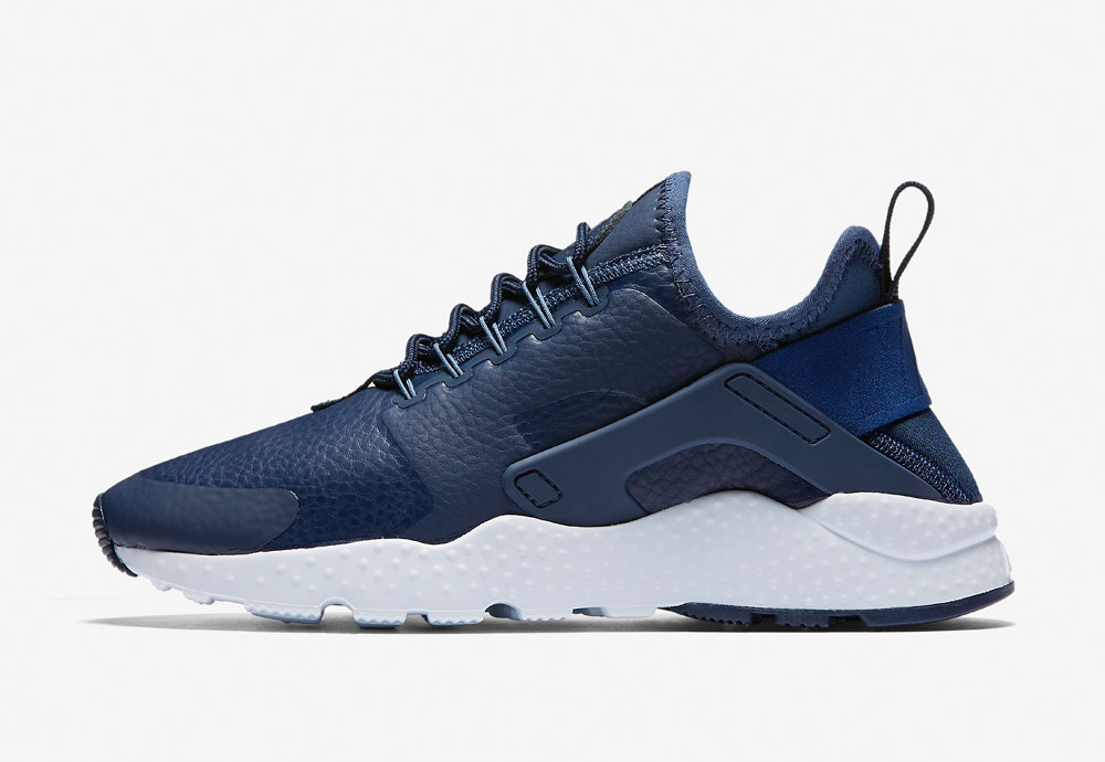 Nike Air Huarache Ultra Premium — dámské boty — tenisky — sneakers — modré