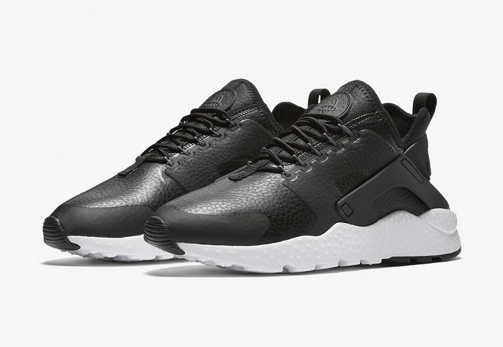 Nike Air Huarache Ultra Premium — dámské tenisky — boty — sneakers — černé
