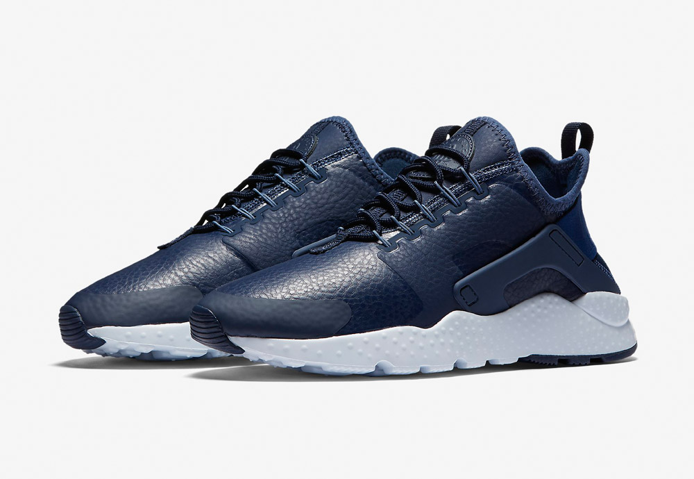 Nike Air Huarache Ultra Premium — dámské tenisky — boty — sneakers — modré