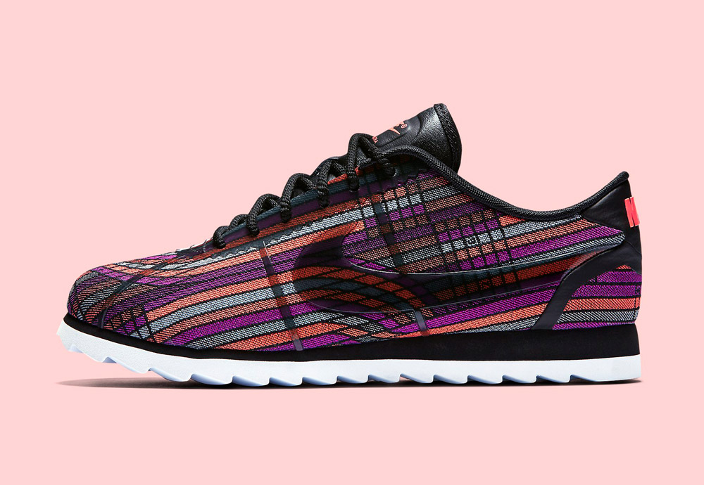 Nike Beautiful x Powerful Collection — Nike Cortez Ultra Premium — dámské boty — tenisky — barevné — sneakers