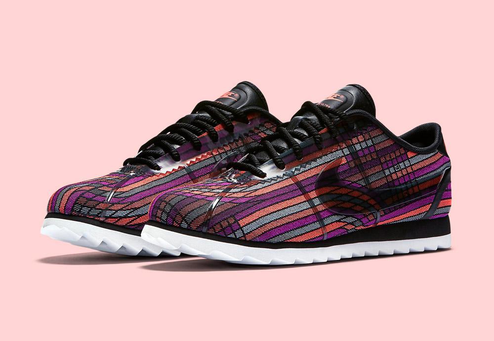 Nike Beautiful x Powerful Collection — Nike Cortez Ultra Premium — dámské tenisky — boty — barevné — sneakers