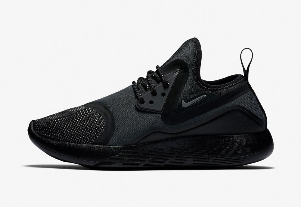 Nike LunarCharge Essential — boty — tenisky — sneakers — sportovní — dámské — černé