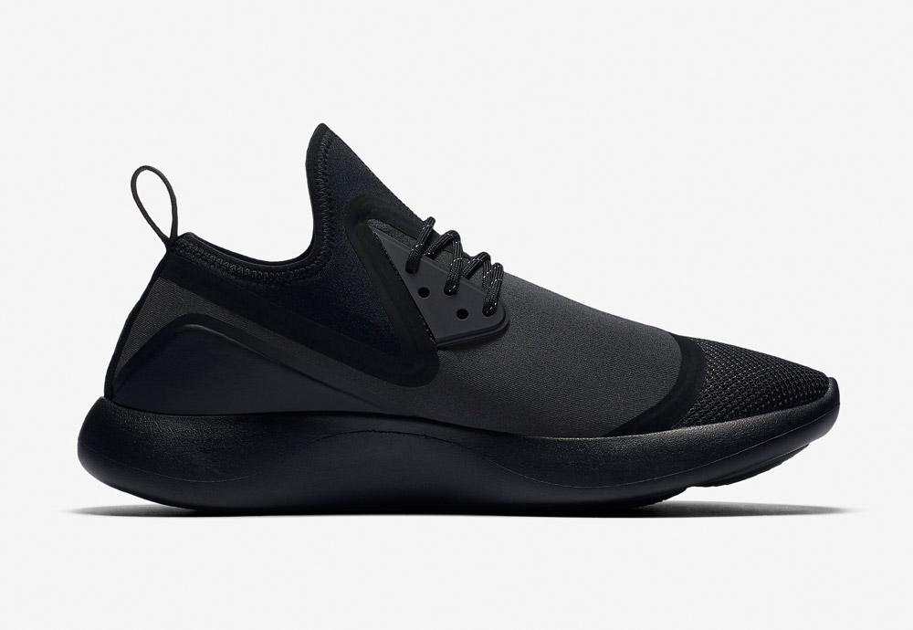 Nike LunarCharge Essential — boty — tenisky — sneakers — sportovní — pánské — černé