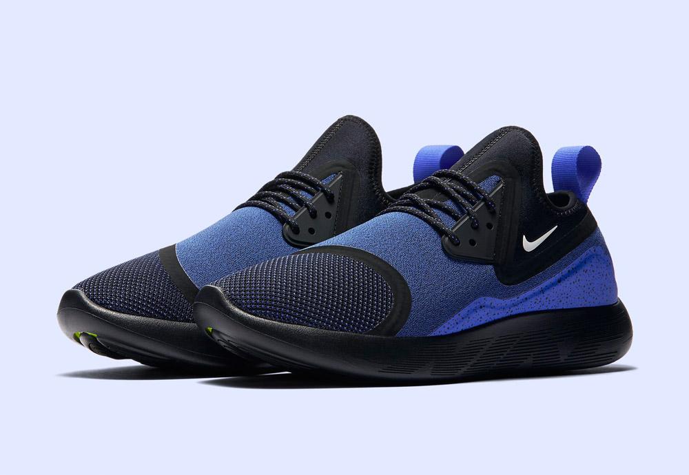 Nike LunarCharge Essential — boty — tenisky — sneakers — sportovní — pánské — modré