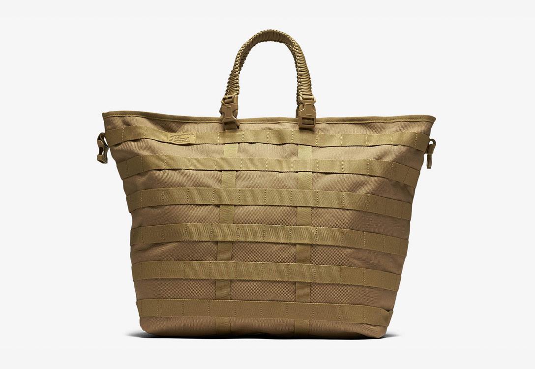 Nike Special Field Air Force 1 — taška — hnědá