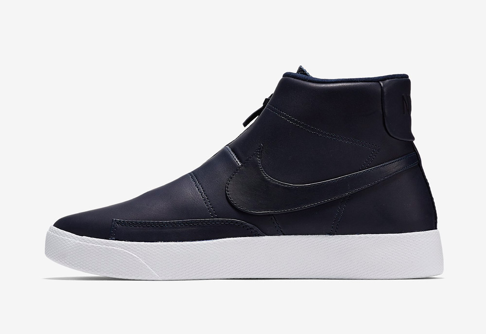 NikeLab Blazer Advanced — pánské kotníkové boty bez tkaniček