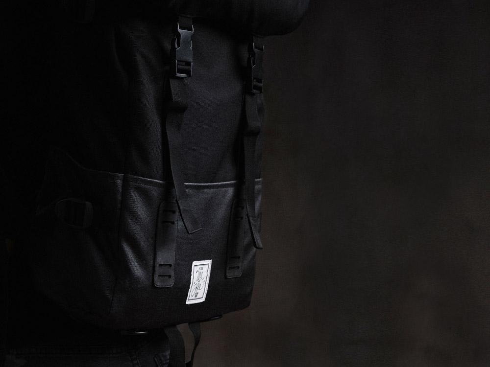 We Are Able — batoh — městský — Jay Walker — černý