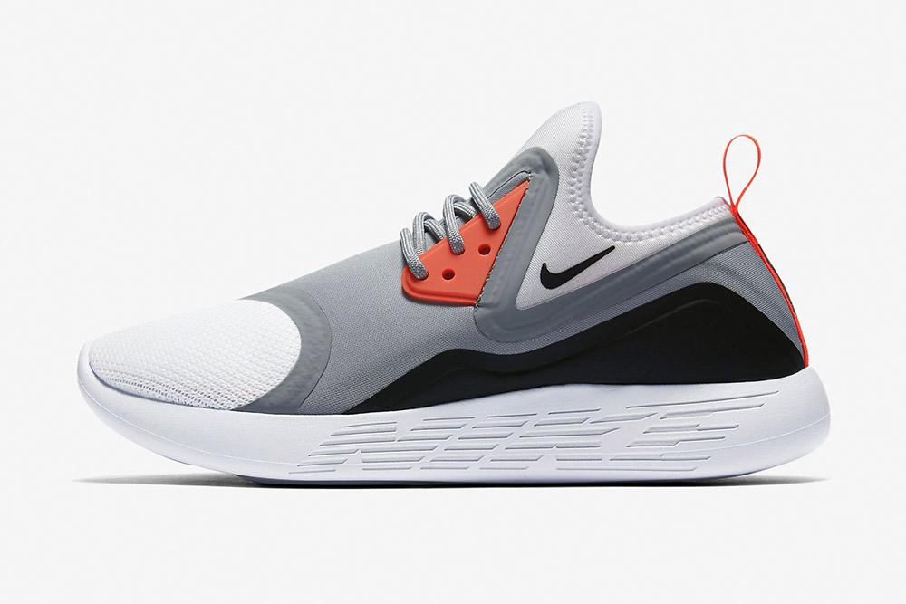 Nike LunarCharge Essential BN — boty — tenisky — sneakers — pánské, dámské — černo-šedé