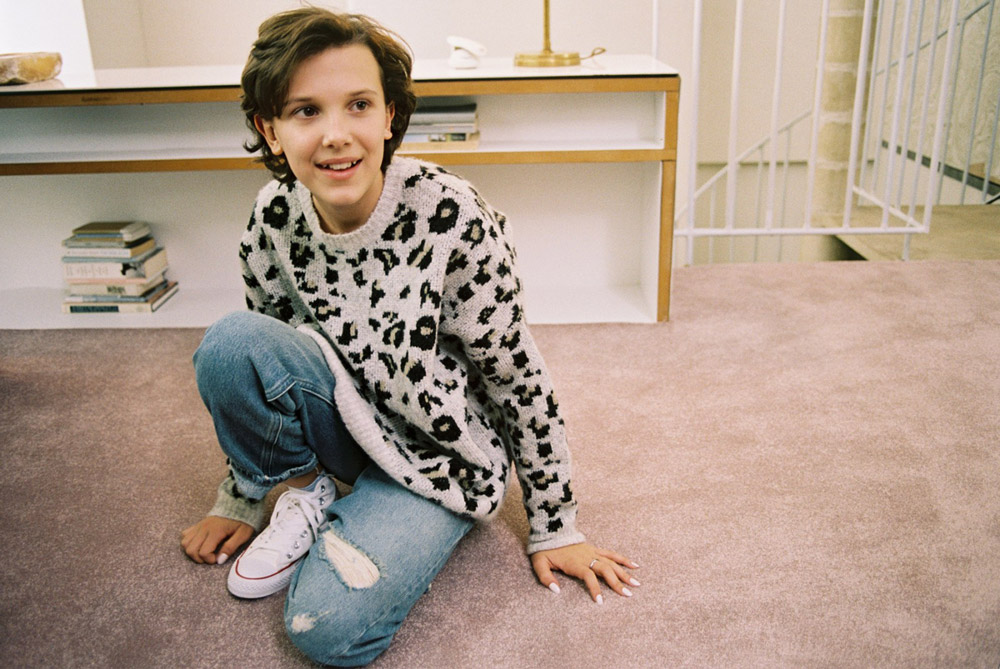Converse — Forever Chuck — Millie Bobby Brown
