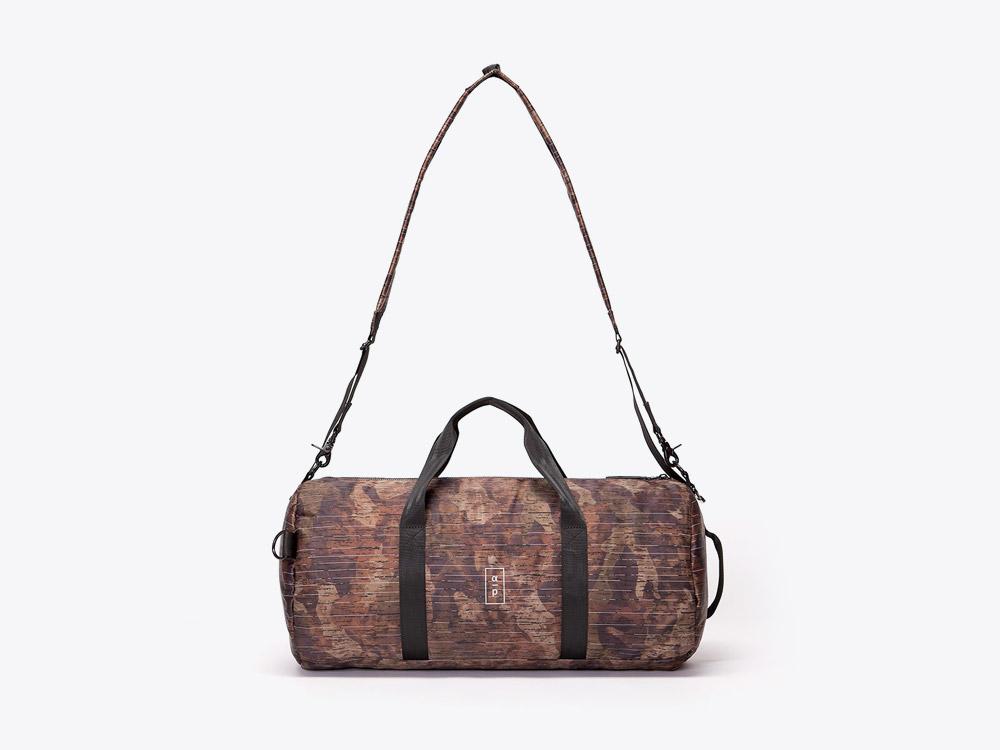Ucon Acrobatics — taška — maskáčová — hnědá — Loam Bag — Alpha Project