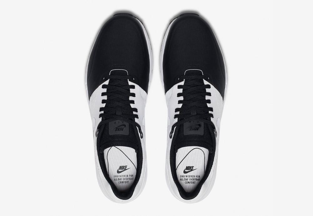 Nike Air Max 1 Ultra 2.0 SE — pánské boty — tenisky — sneakers — Airmaxy — černo-bílé — bílo-černé