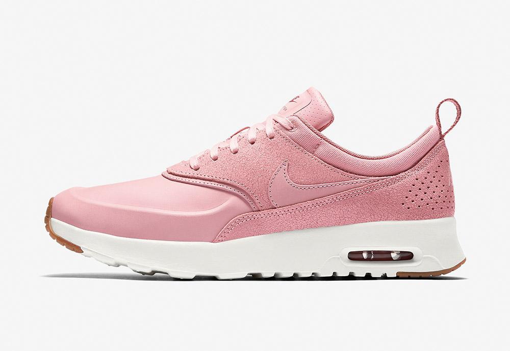 Nike Air Max Thea Premium WMNS — dámské boty — tenisky — sneakers