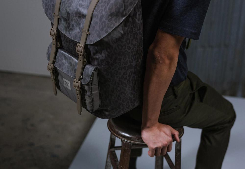 Herschel Supply Studio — nepromokavé batohy a tašky — jaro 2017