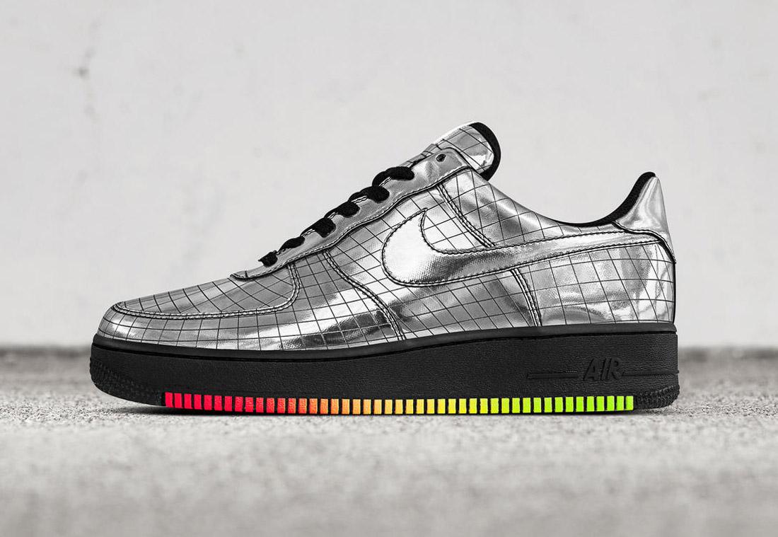 Tenisky Nike Air Force One PE JET pro Eltona Johna