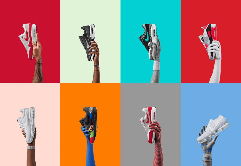 Nike Air Max Day 2017 — oslava 30. výročí existence Airmaxů