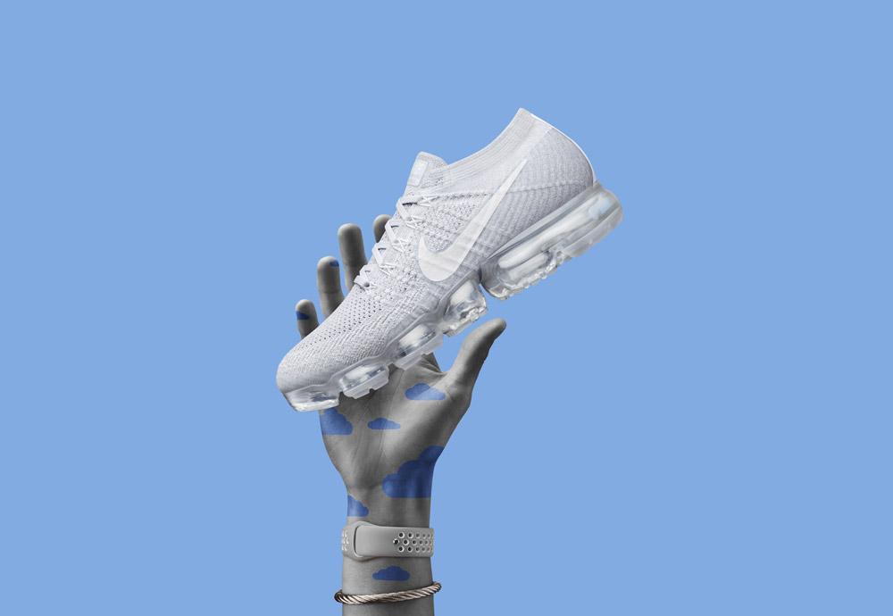 Nike Air VaporMax — další milník vývoje bot Nike