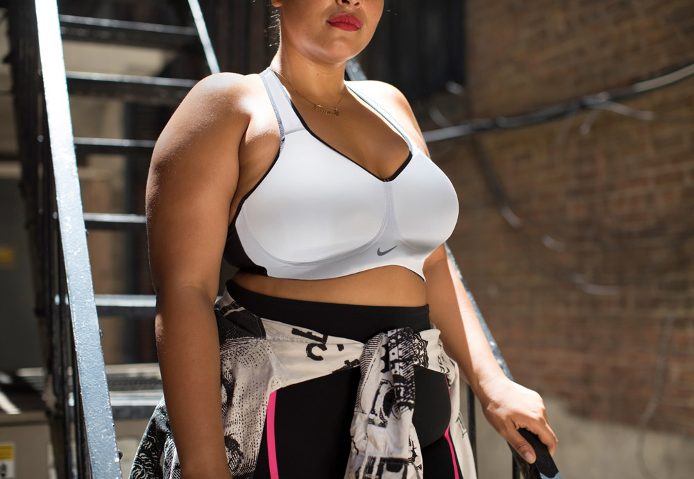 Nike Plus Size — sportovní móda pro baculky