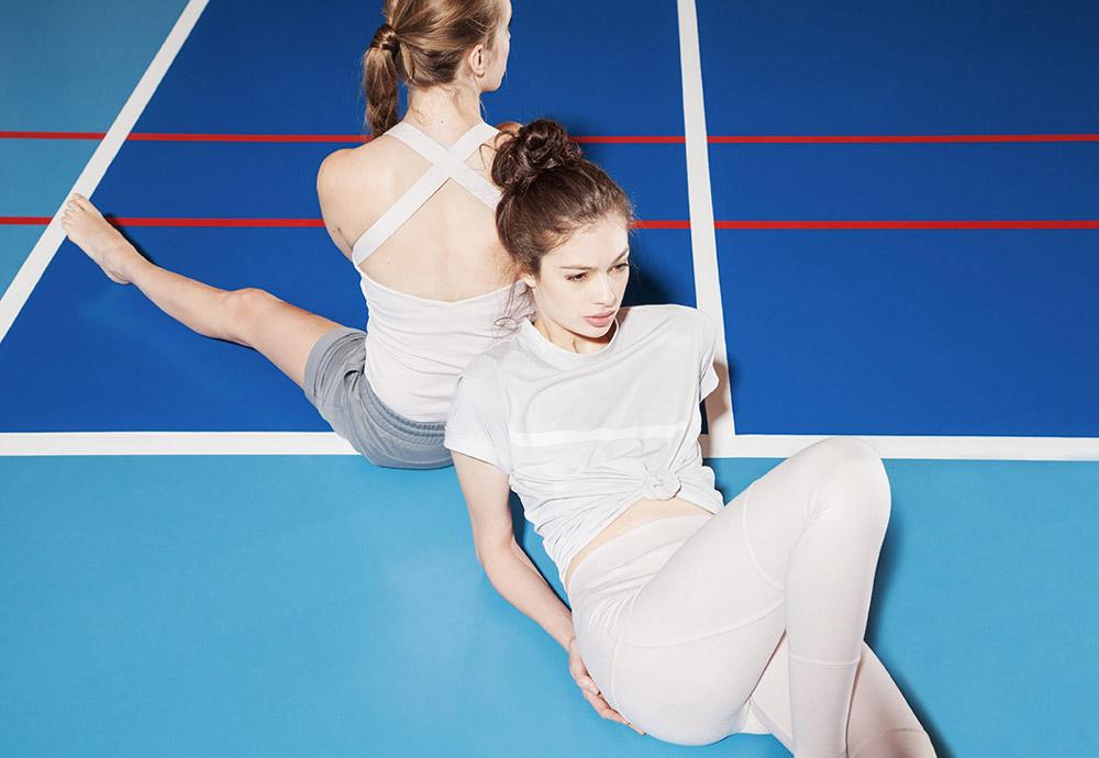 Wemove — dámské oblečení na pilates a jógu — 2017