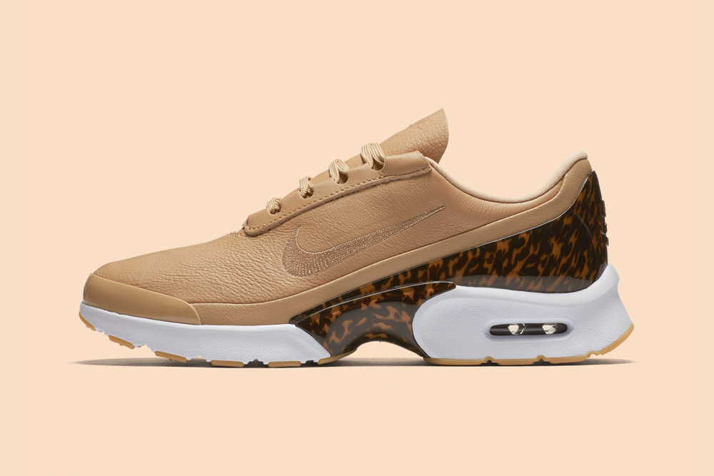 Nike Air Max Jewell LX — dámské boty — tenisky — sneakers — béžové 03b9cec0953