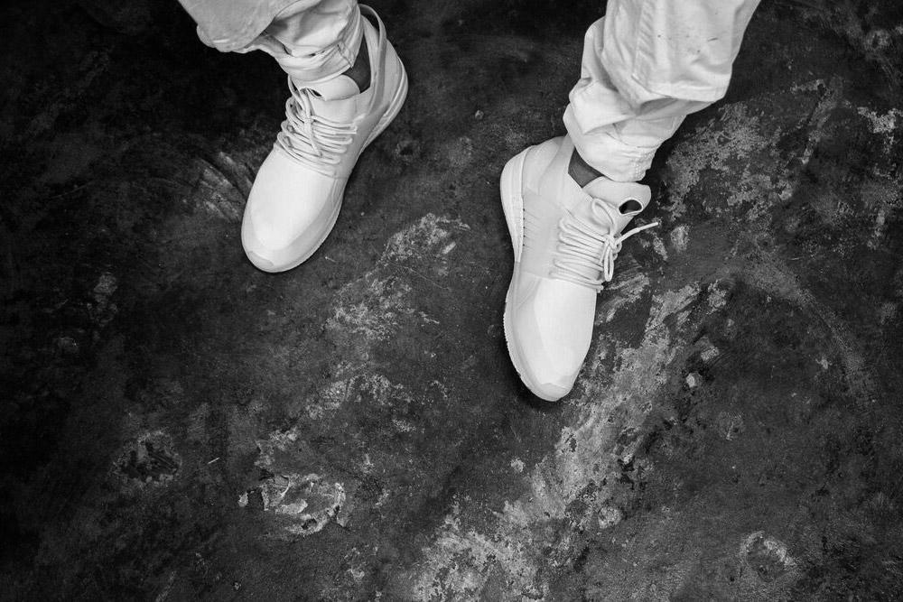 Supra Skytop V — kotníkové boty — sneakers — tenisky — bílé