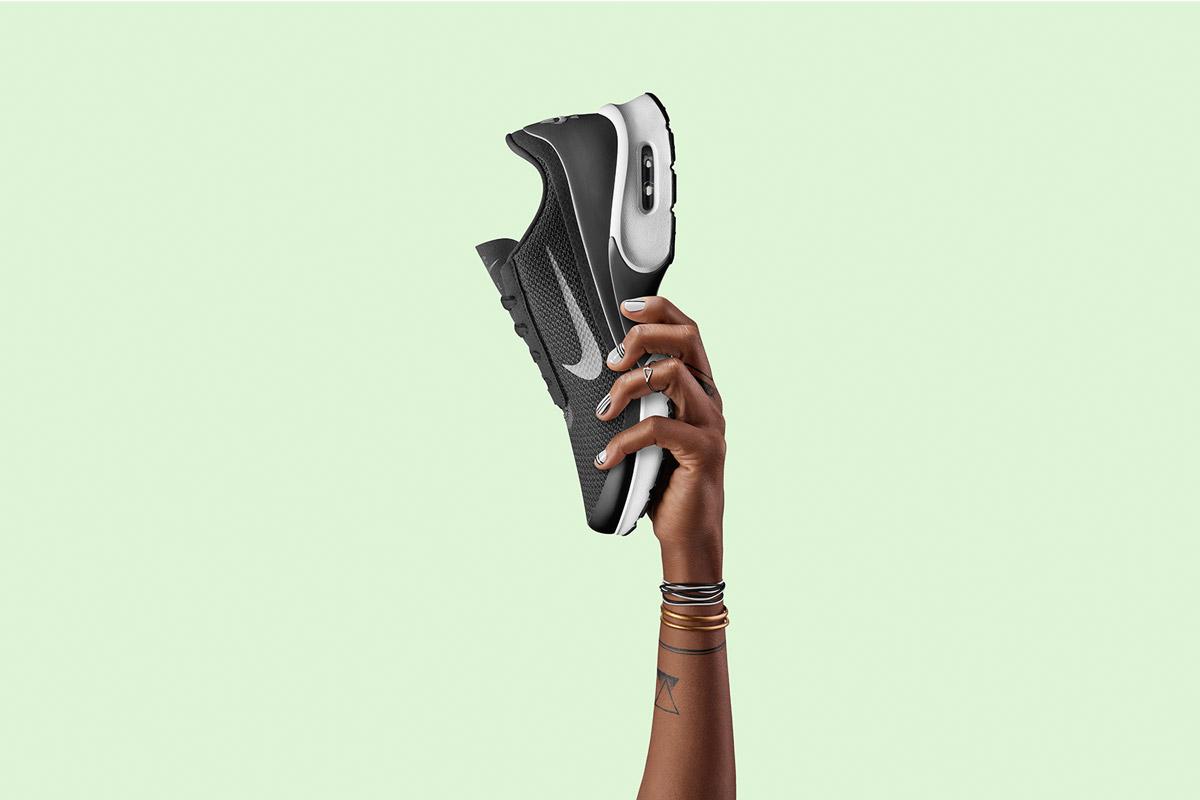 Nike Air Max Jewell — dámské boty — tenisky — sneakers — tmavě šedé — Nike Air Max Day 2017