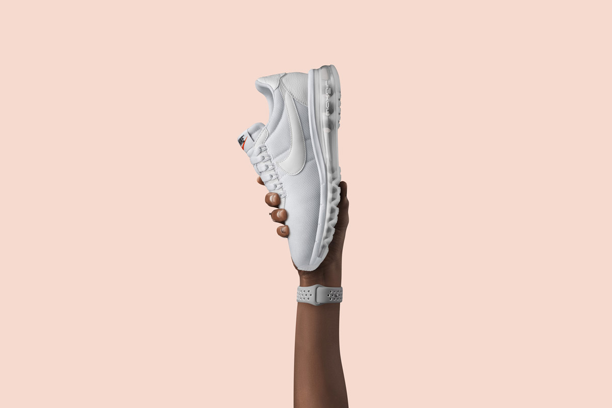 Nike Air Max LD-Zero — boty — tenisky — sneakers — bílé — Nike Air Max Day 2017