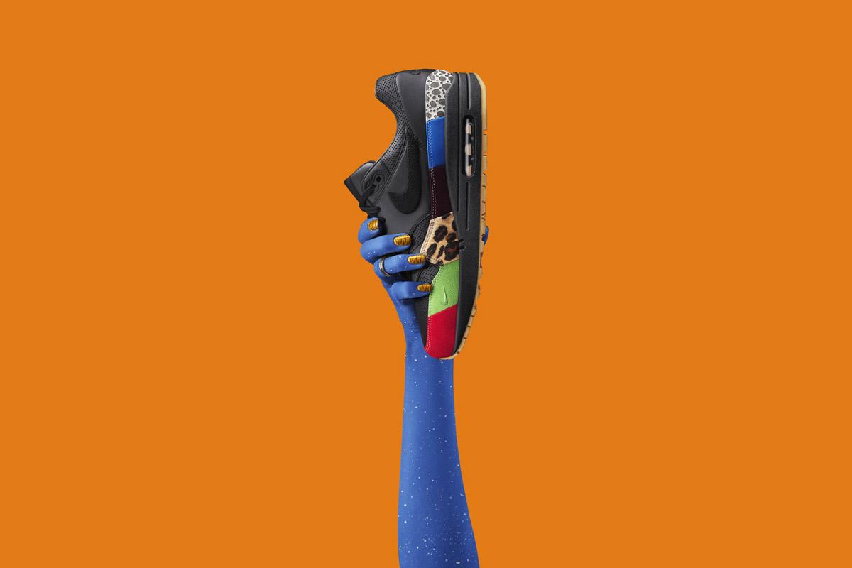 Nike Air Max 1 Master — boty — tenisky — sneakers — černé, barevné — Nike Air Max Day 2017