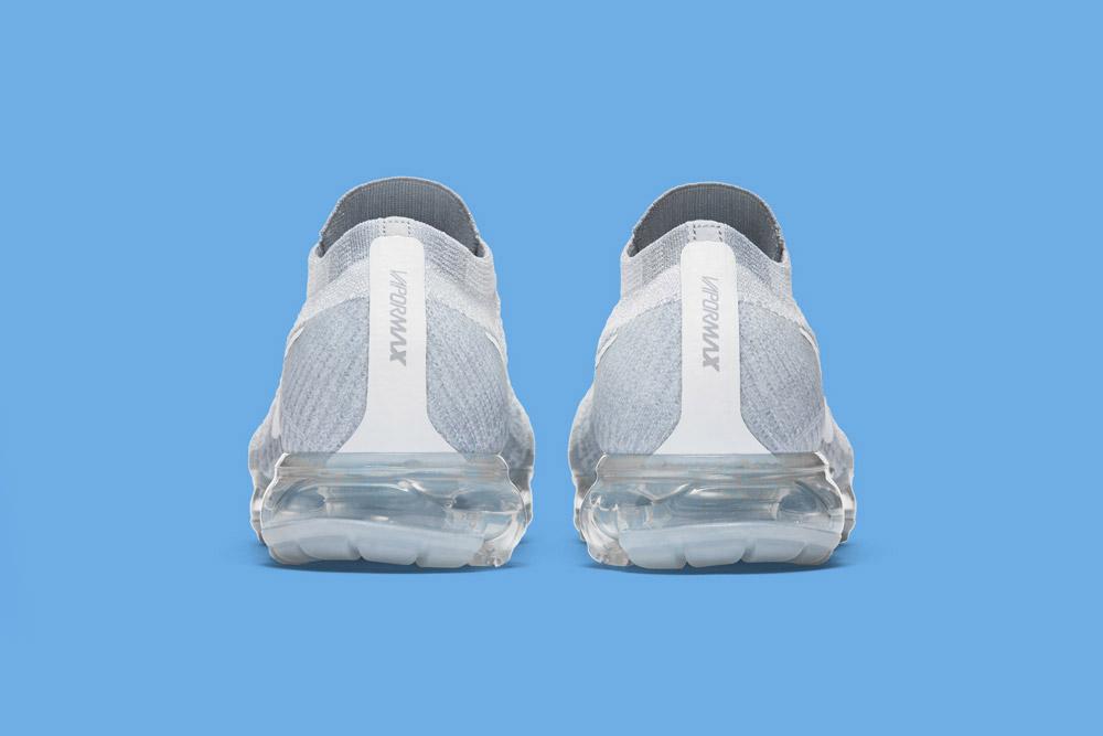 Nike Air VaporMax — zadní pohled — novinka 2017