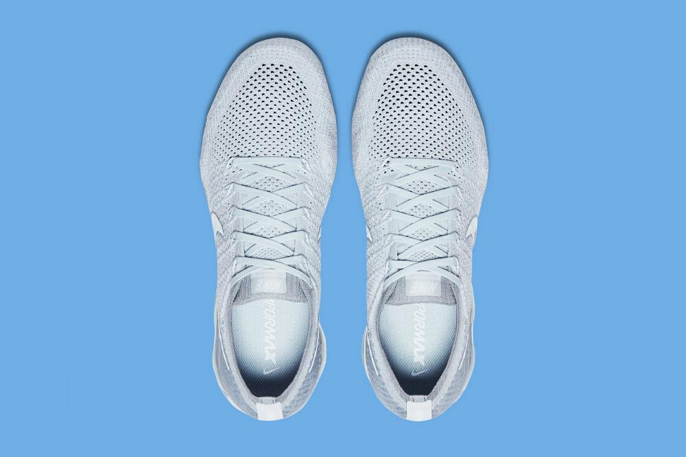 Nike Air VaporMax — horní pohled — novinka 2017