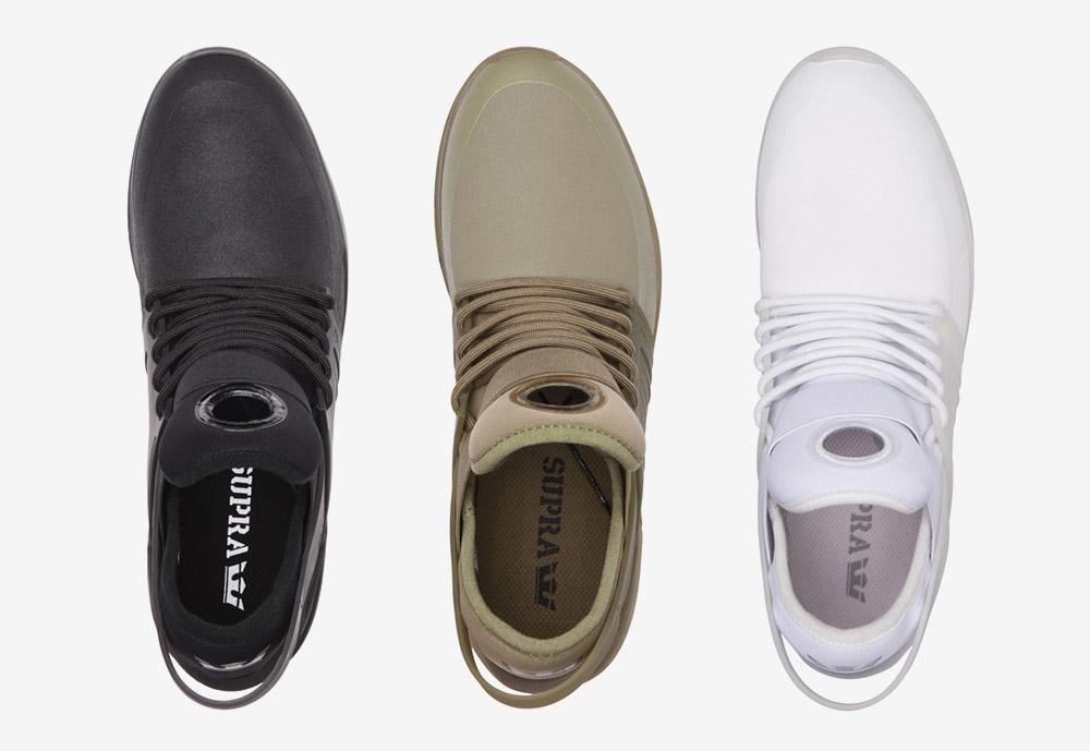 Supra Skytop V — kotníkové boty — sneakers — tenisky — horní pohled