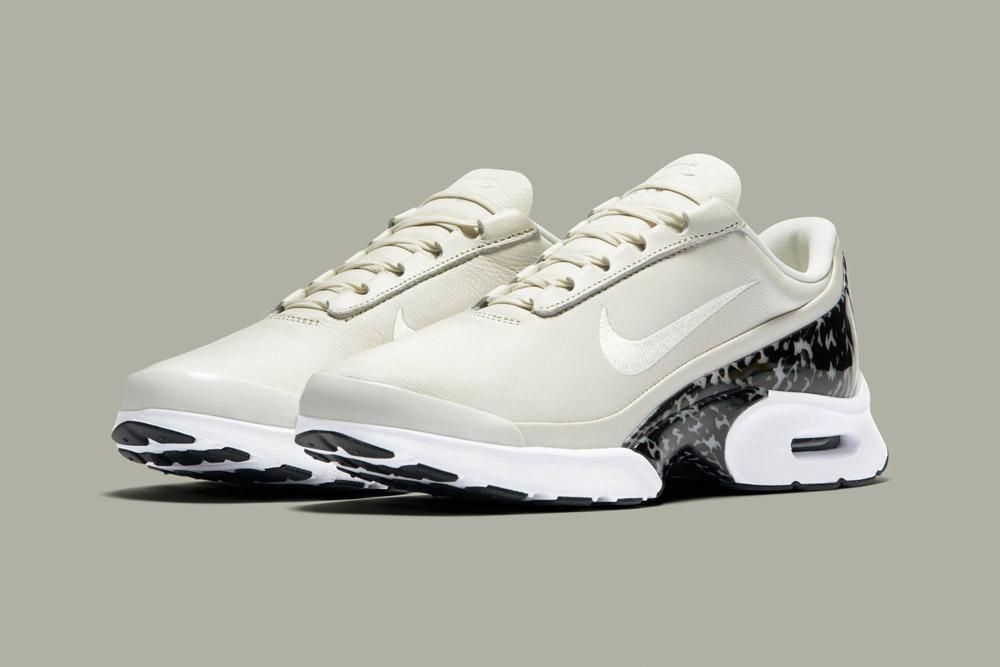 Nike Air Max Jewell LX — dámské boty — tenisky — sneakers — světle krémové — sail