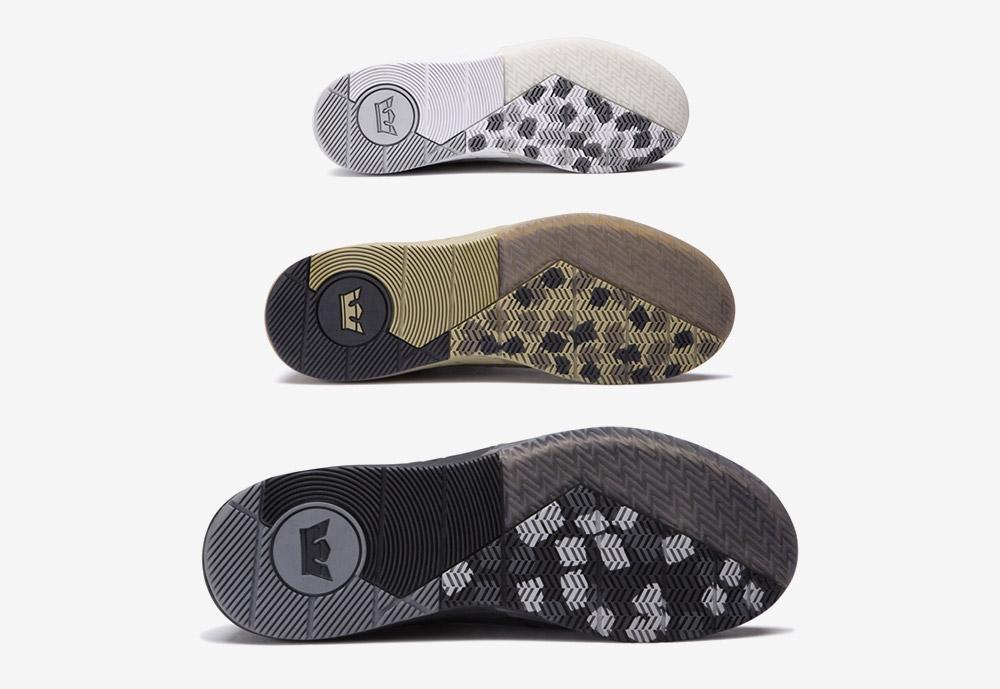 Supra Skytop V — kotníkové boty — tenisky — sneakers — podrážka
