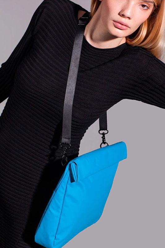 Ucon Acrobatics — taška přes rameno — modrá — sustainable, vegan — Jamie Bag