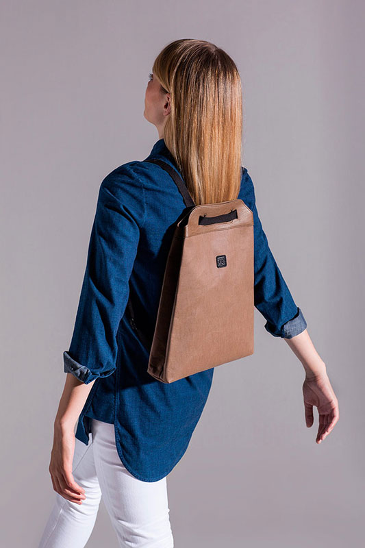 Ucon Acrobatics — batoh — hnědý — sustainable, vegan — Caithlyn Backpack