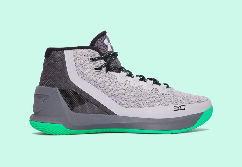 Basketbalové boty Under Armour Curry 3