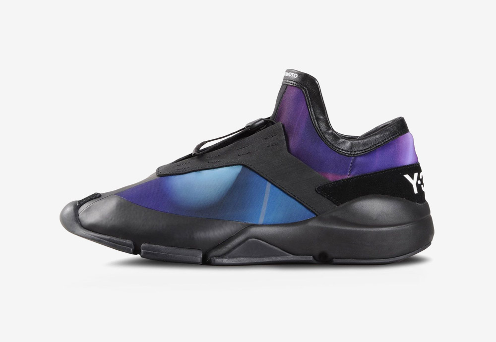 Y-3 — sneakers — futuristické boty — tenisky — Yohji Yamamoto
