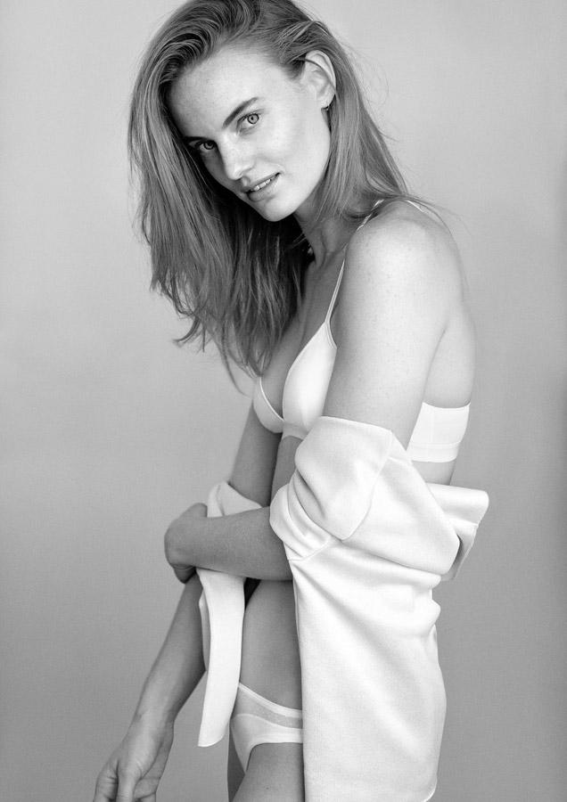 Aikyou — bílé bavlněné kalhotky Tilda — bílá bavlněná podprsenka Charlotte — bavlněné dámské spodní prádlo — luxusní — sustainable — underwear — lingerie — panties — bra