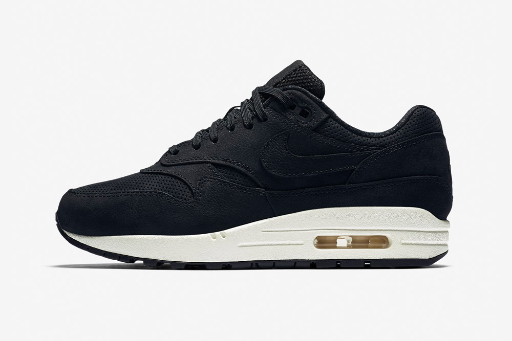 Nike Air Max 1 Pinnacle Wmns — dámské boty — tenisky — sneakers — černé — black