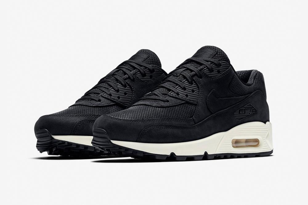 Nike Air Max 90 Pinnacle Wmns — dámské tenisky — boty — sneakers — černé — black