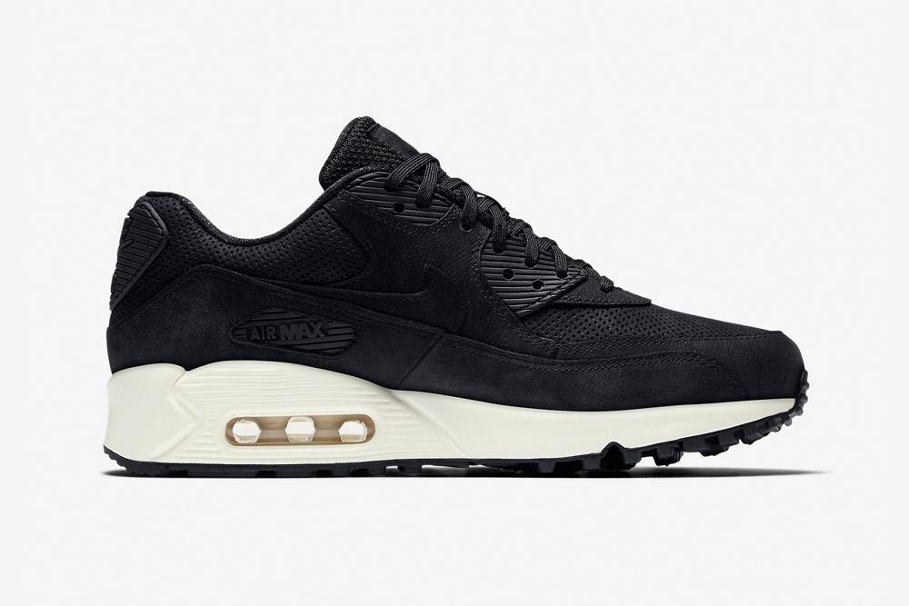 Nike Air Max 90 Pinnacle Wmns — dámské boty — tenisky — sneakers — černé — black