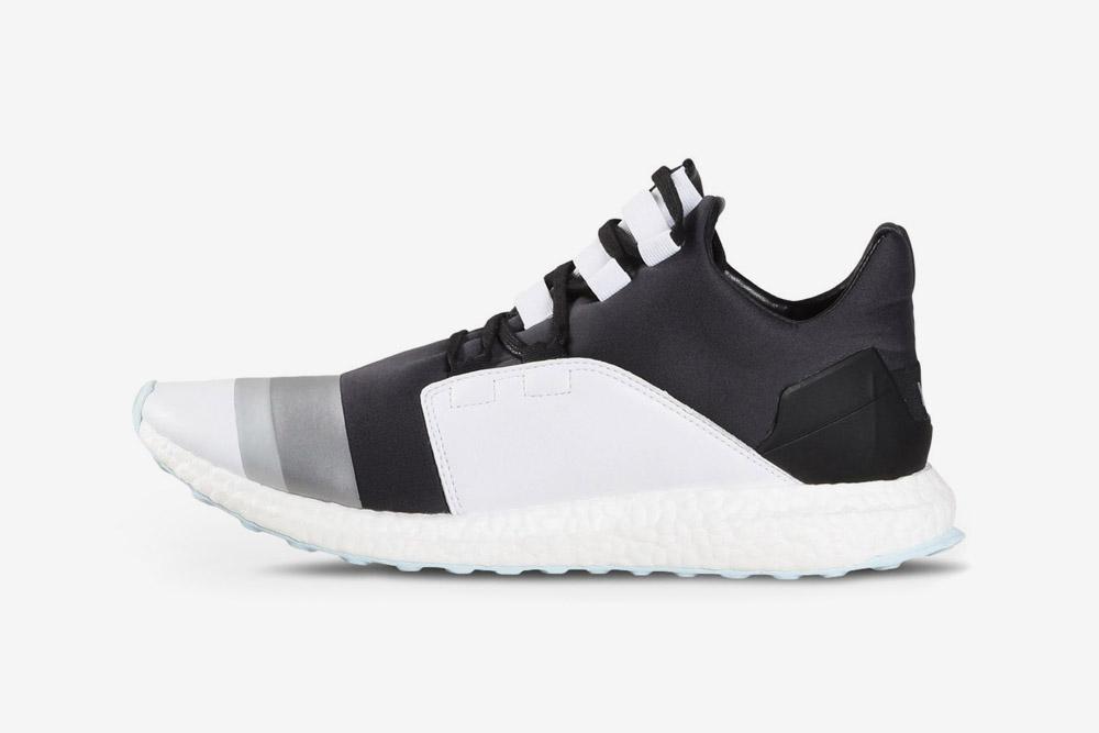 Y-3 — Kozoko Low — high-top sneakers — steel grey — futuristické — vysoké kotníkové boty — černo-bílé — luxusní