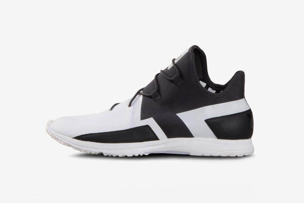 Y-3 — Arc RC — sneakers — black — futuristické boty — tenisky — černé — luxusní