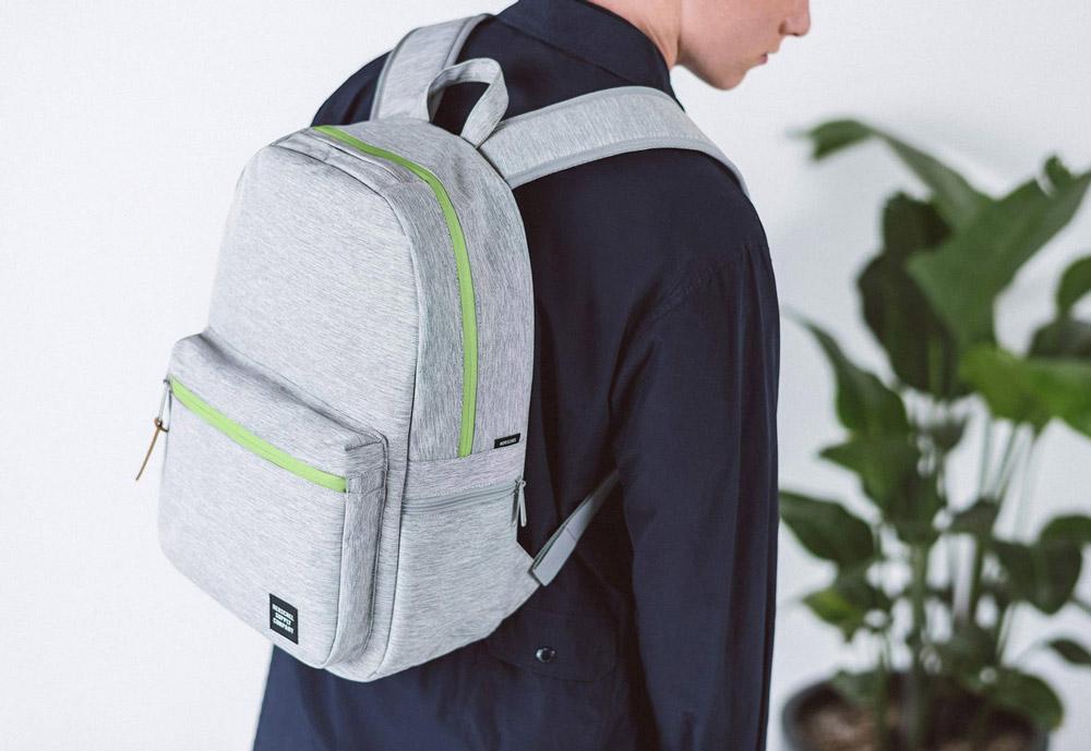 Herschel Supply batohy, tašky, doplňky — léto 2017 — lookbook