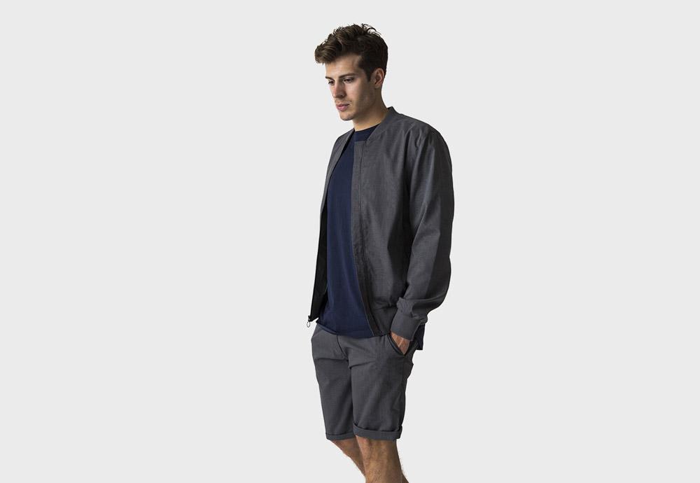Pánské oblečení RVLT — jaro/léto 2017 — kampaň Studio