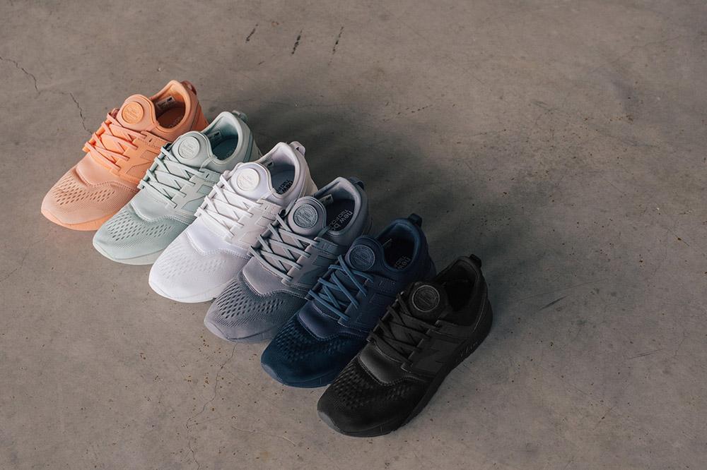 New Balance 247 Sport — boty — tenisky — pánské, dámské — sneakers — Breathe Pack