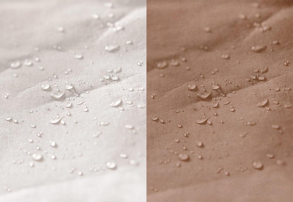 Ucon Acrobatics — detail materiálu — kolekce Paper