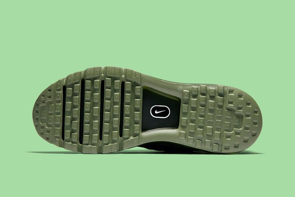 Nike Air Max 2017 — pánské boty — běžecké — tenisky — sneakers — podrážka
